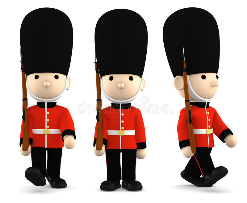 British soldiers clipart 3 » Clipart Station.