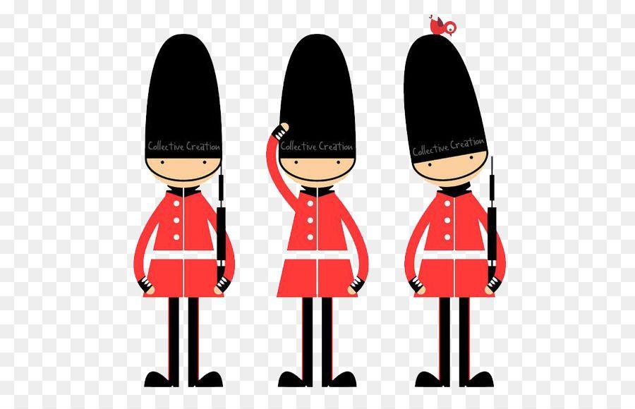 London Queens Guard Royal Guard Clip art.