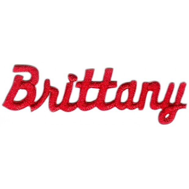 Brittany (Red).