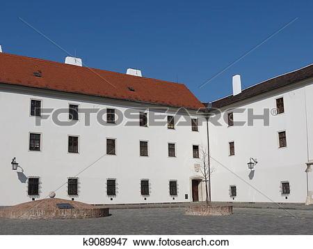 Picture of Brno, Spielberg Castle k9089947.