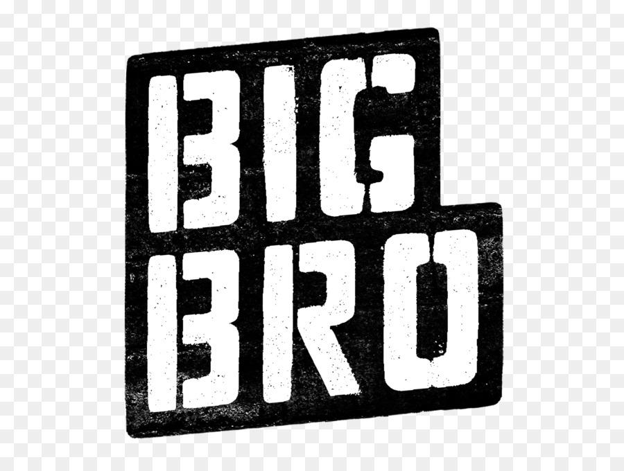 Big Bro Text png download.