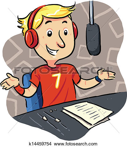 broadcasters clipart #20