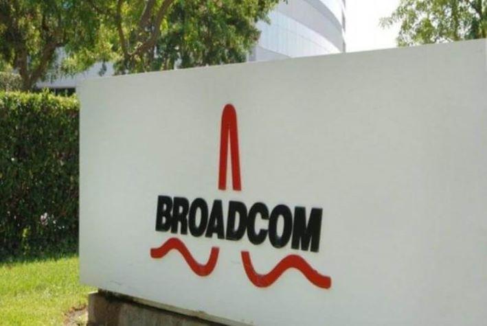 Broadcom Logo.