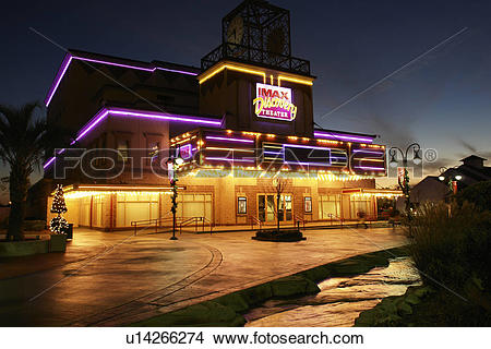 Stock Photo of Myrtle Beach, SC, South Carolina, The Grand Strand.
