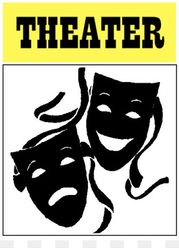 Free download Broadway Theatre Clip art.