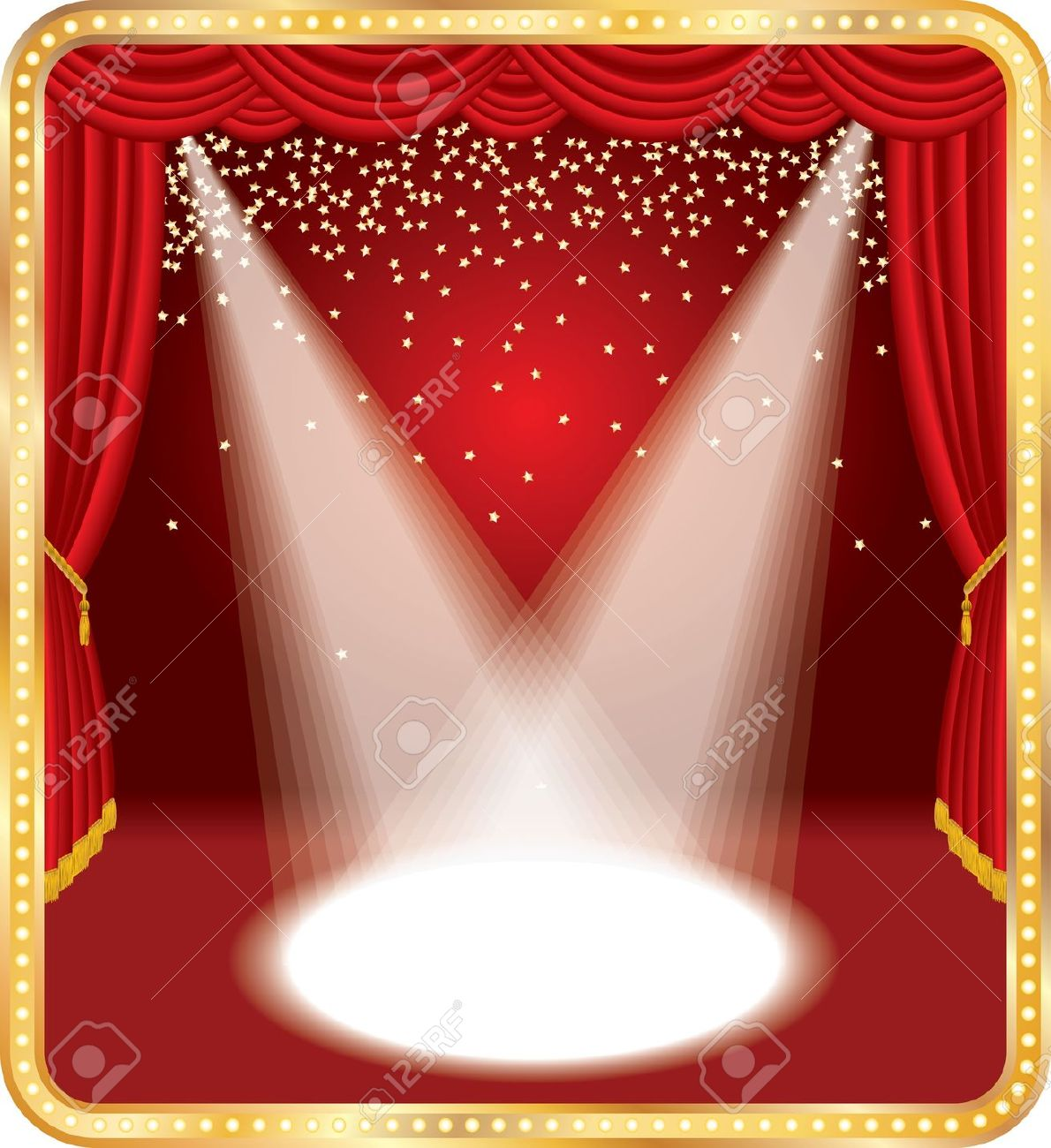 Broadway Theatre Clipart.