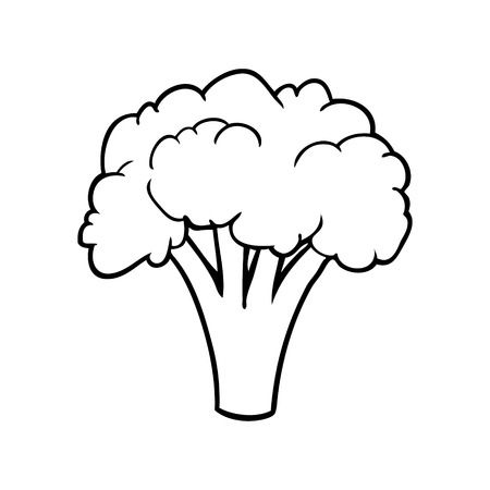 1,404 Black Broccoli Stock Illustrations, Cliparts And Royalty Free.