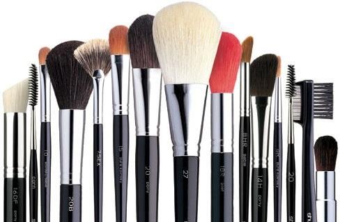 Para qué sirve cada brocha de maquillaje? Tutorial sobre todas las.