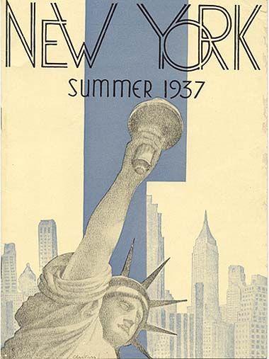 Brochure Clipart New York.