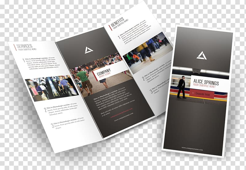 Brochure Mockup Printing Graphic design, Direct Marketing.