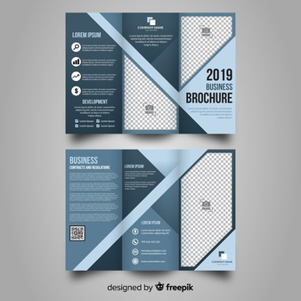 Brochure Vectors, Photos and PSD files.