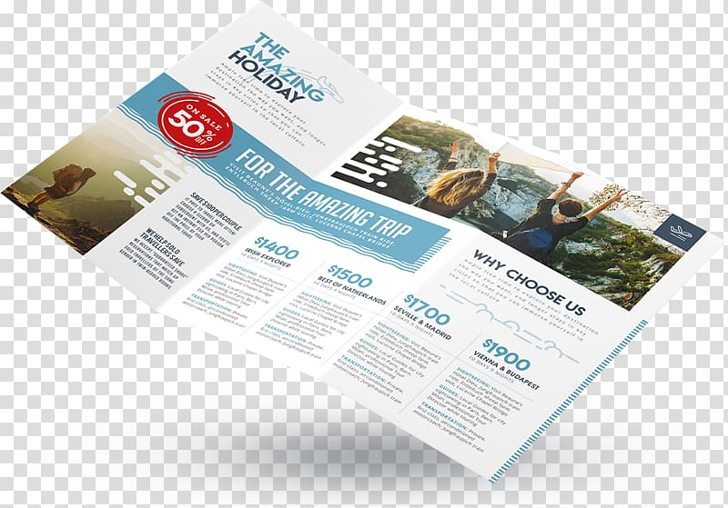 Package tour Brochure Template Travel Agent, pamphlet.