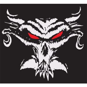 Brock Lesnar Tattoo vector logo.