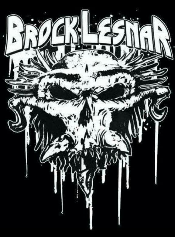 Brock Lesnar Logo.