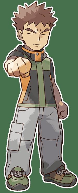 Brock.