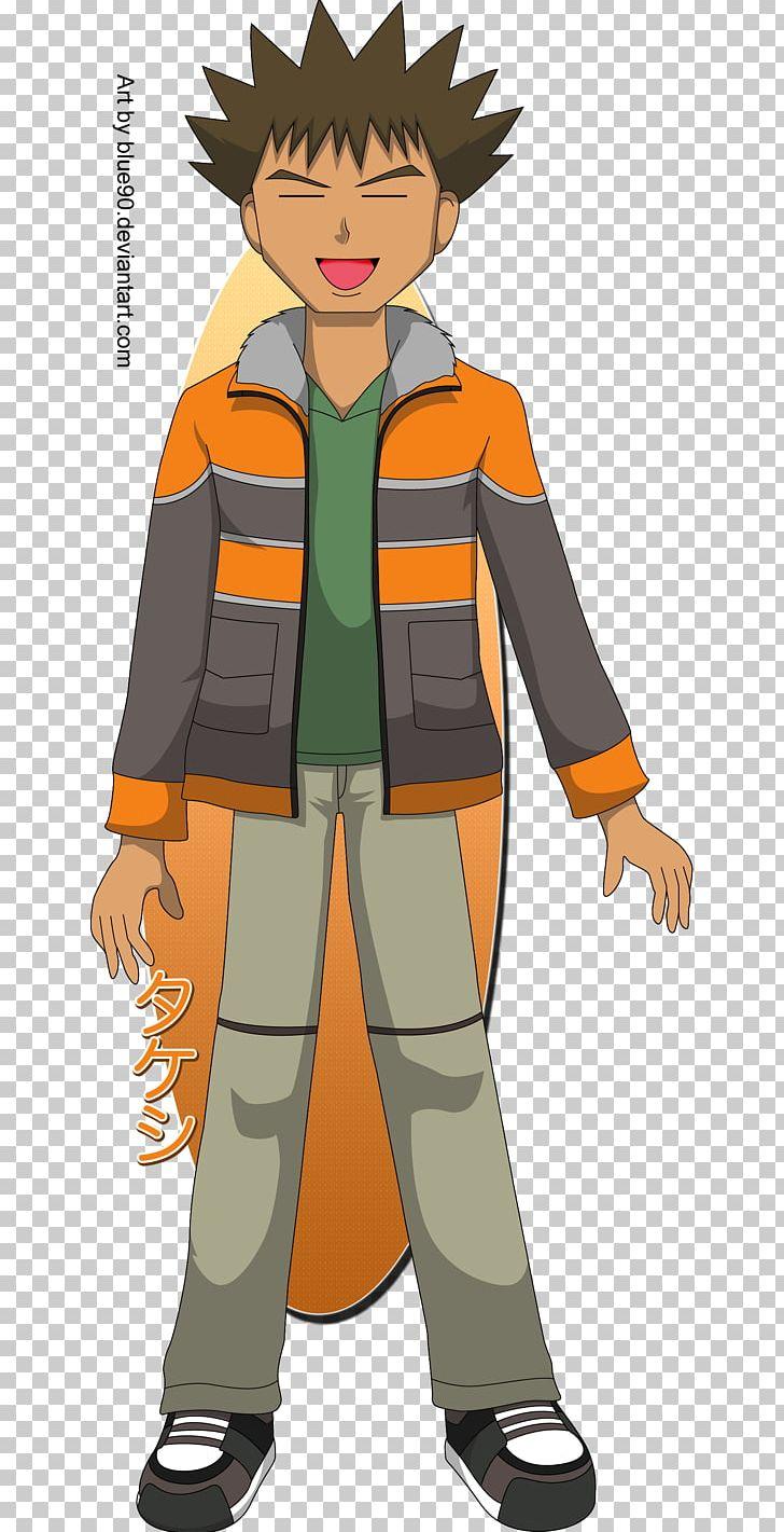 Brock Ash Ketchum Misty Pokémon Trainer PNG, Clipart, Anime, Art.