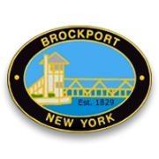 Working at Village of Brockport, New York.
