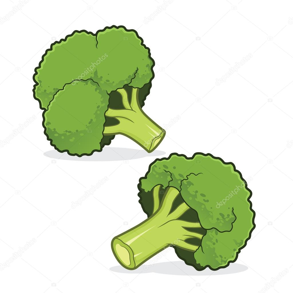 Broccoli Clipart for you.