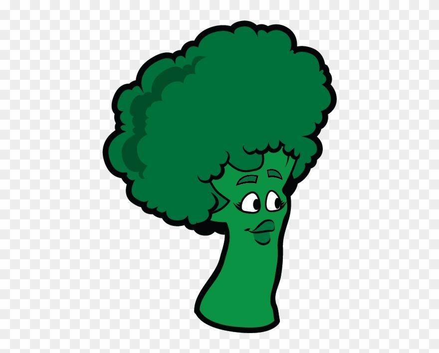 Broccoli Clipart (#1334731).