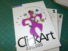 Broderbund Clip Art Computer Software for sale.