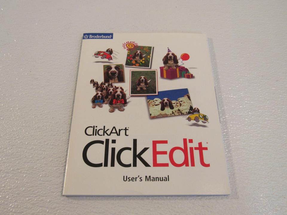 Broderbund ClickArt Infinity Clip Art Collection 500,000 Premium.