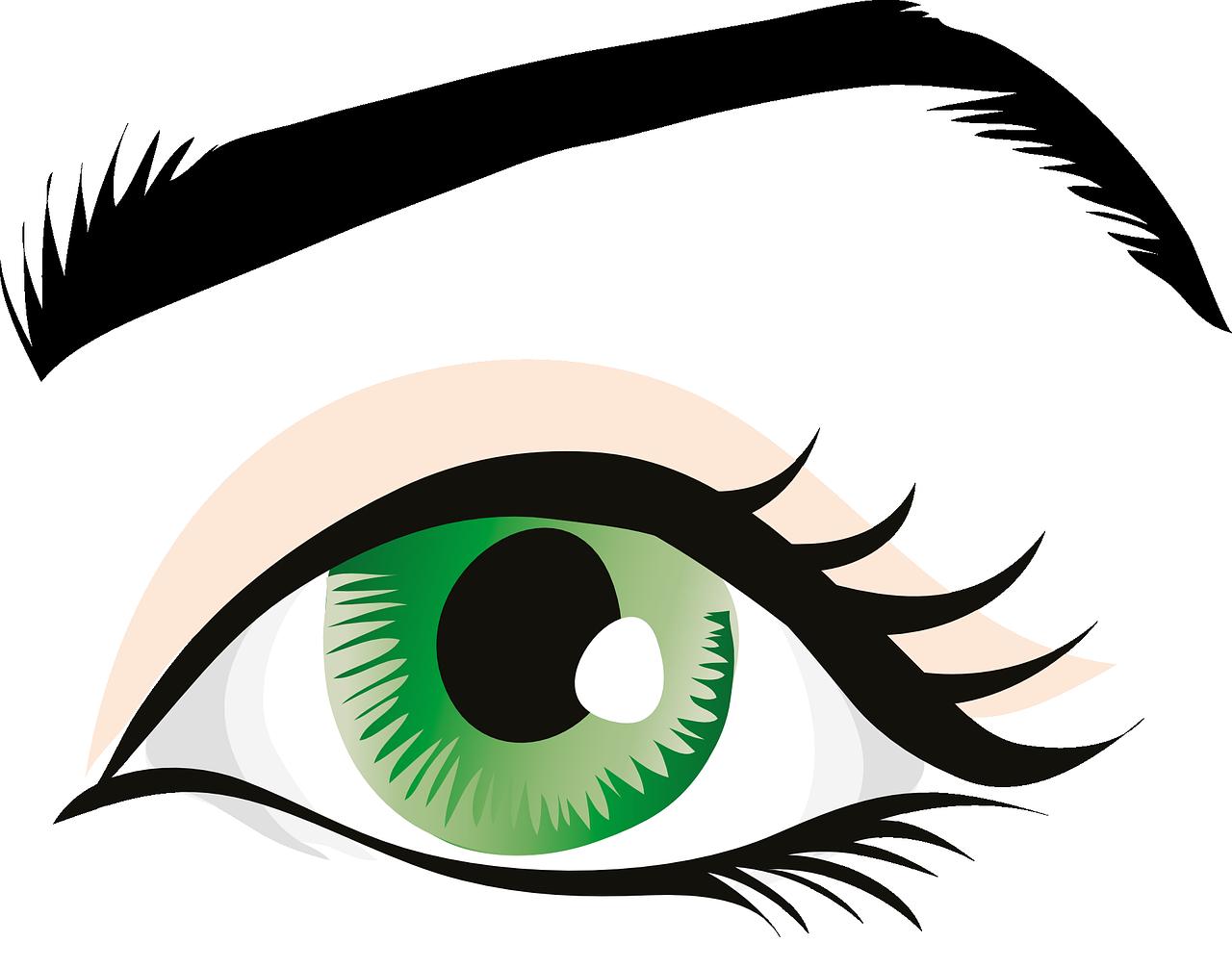 Eyebrow clipart esthetician, Eyebrow esthetician Transparent.