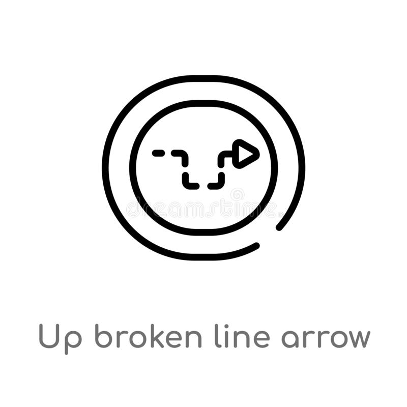 Broken Arrow Stock Illustrations.