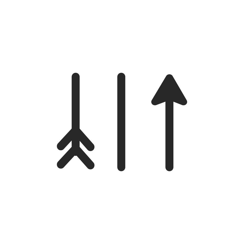 Travel Arrow.