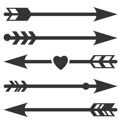 Image result for Free SVG Files for Cricut Arrow Broken.