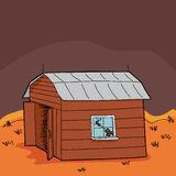Broken Barn Window Stock Illustrations.
