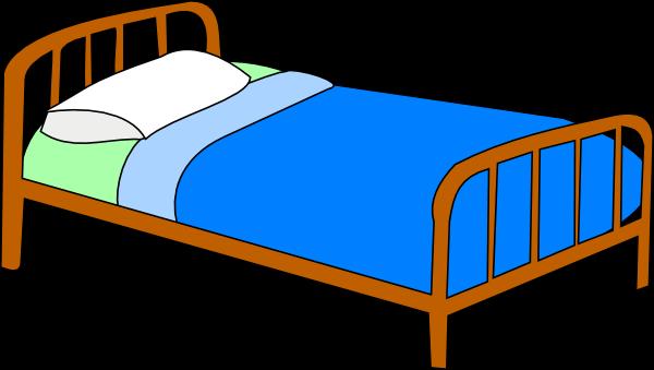 Broken Bed Cliparts.