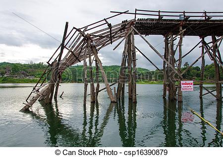 Broken bridge woods Stock Photo Images. 491 Broken bridge woods.