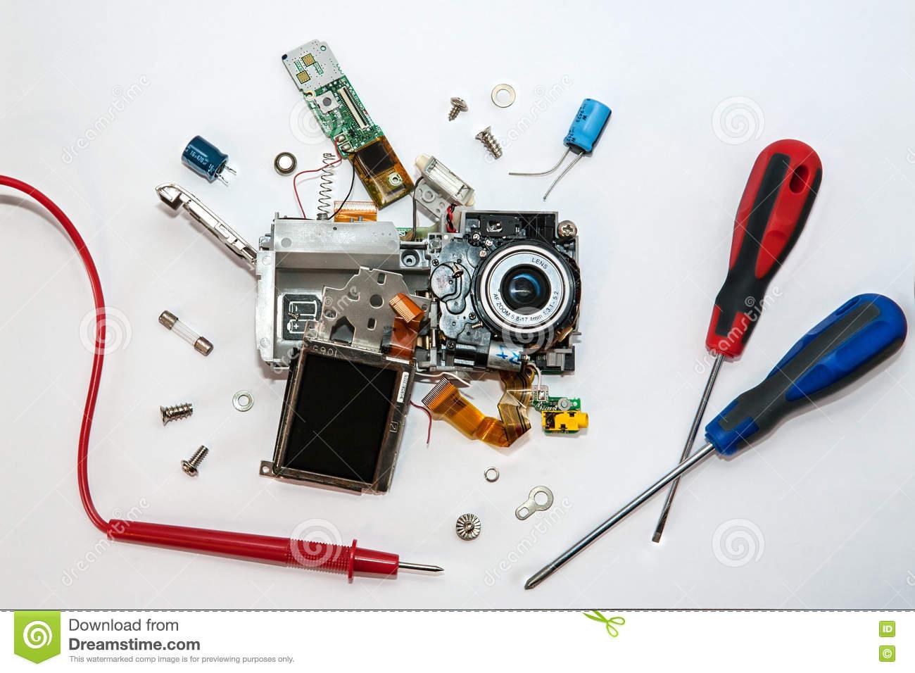 Broken camera clipart 4 » Clipart Station.