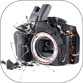 Download Free png Broken Camera DSLR HD Pro for Android APK.