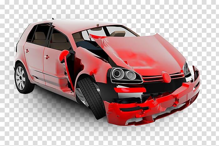 City car Bumper General Collision Centre Ltd Motor vehicle, broken.
