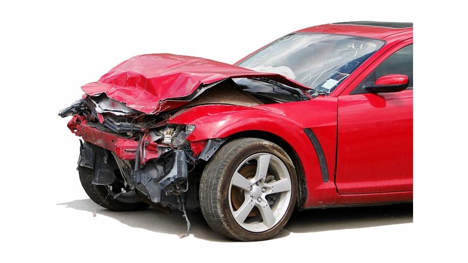 Auto Body Car Damage.
