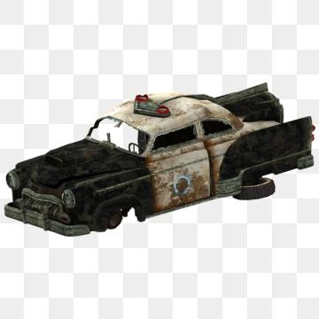 Broken Car PNG Images.