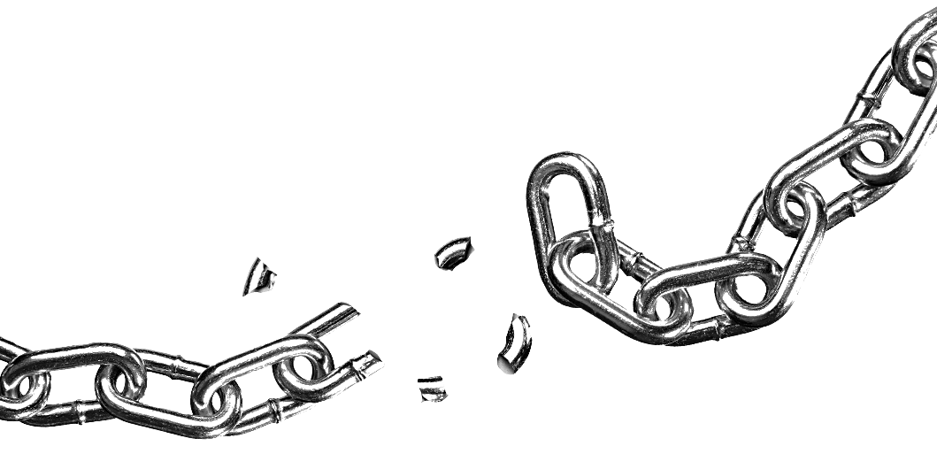 Download Broken Chain Png Image HQ PNG Image.