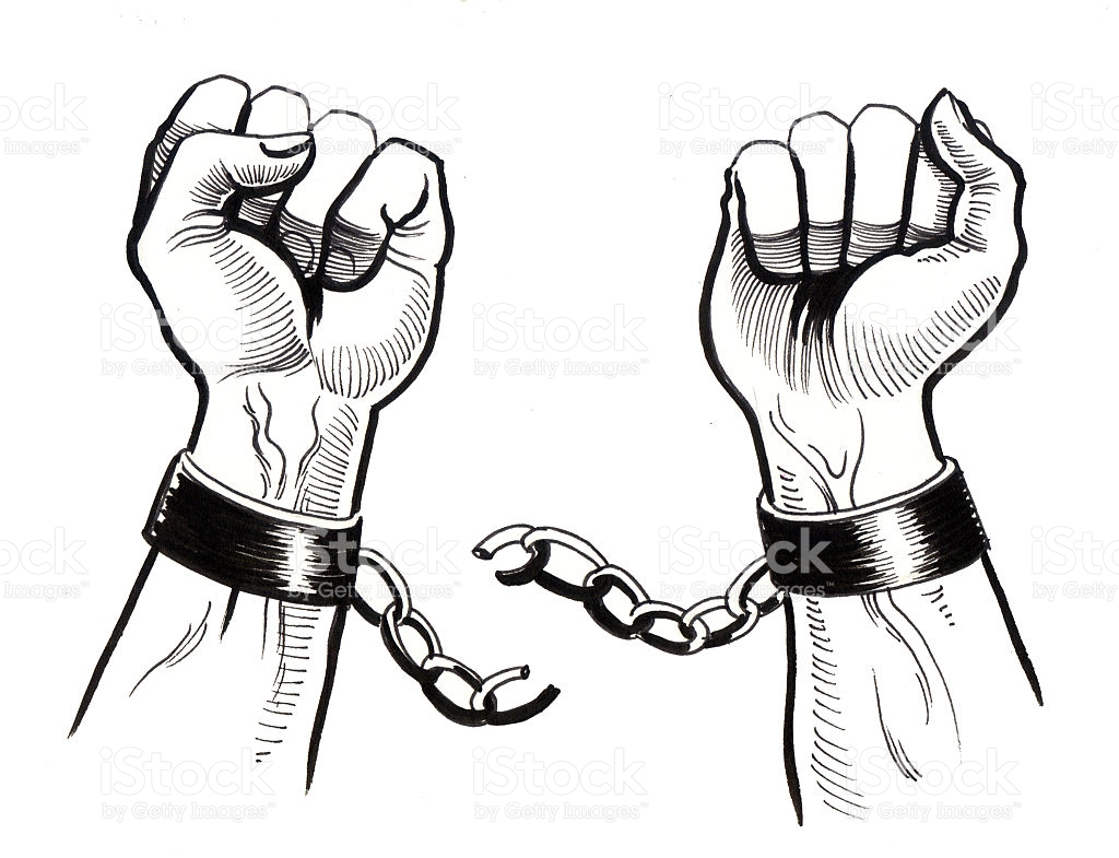 Diamond Necklace Clipart Chain Png Hands In Chains Broken Money.
