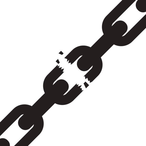 Broken chains clipart 6 » Clipart Station.