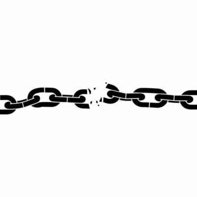 Result for broken chain png.
