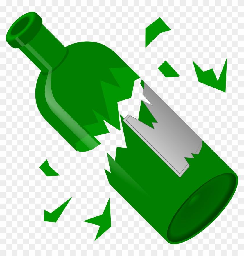 Broken Clip Art Free Clipart Broken Bottle Qubodup.