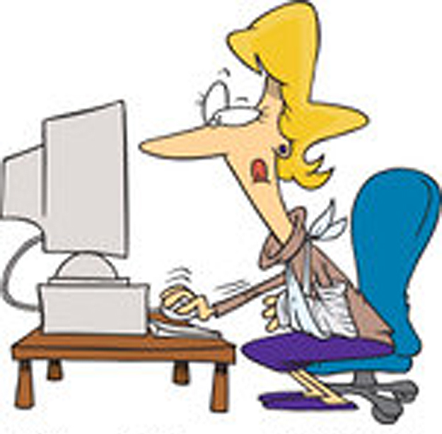 Free Busy Computer Cliparts, Download Free Clip Art, Free.