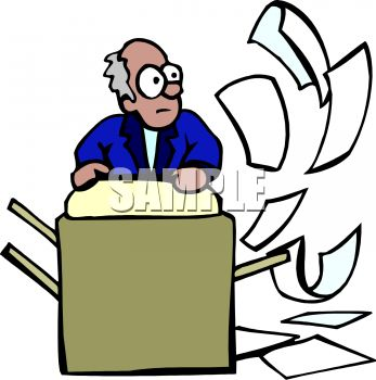 broken copy machine clipart #14
