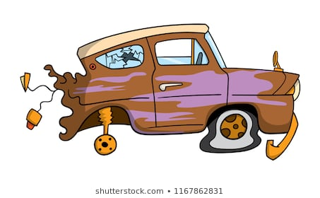 Broken Down Car Clipart (106+ images in Collection) Page 1.