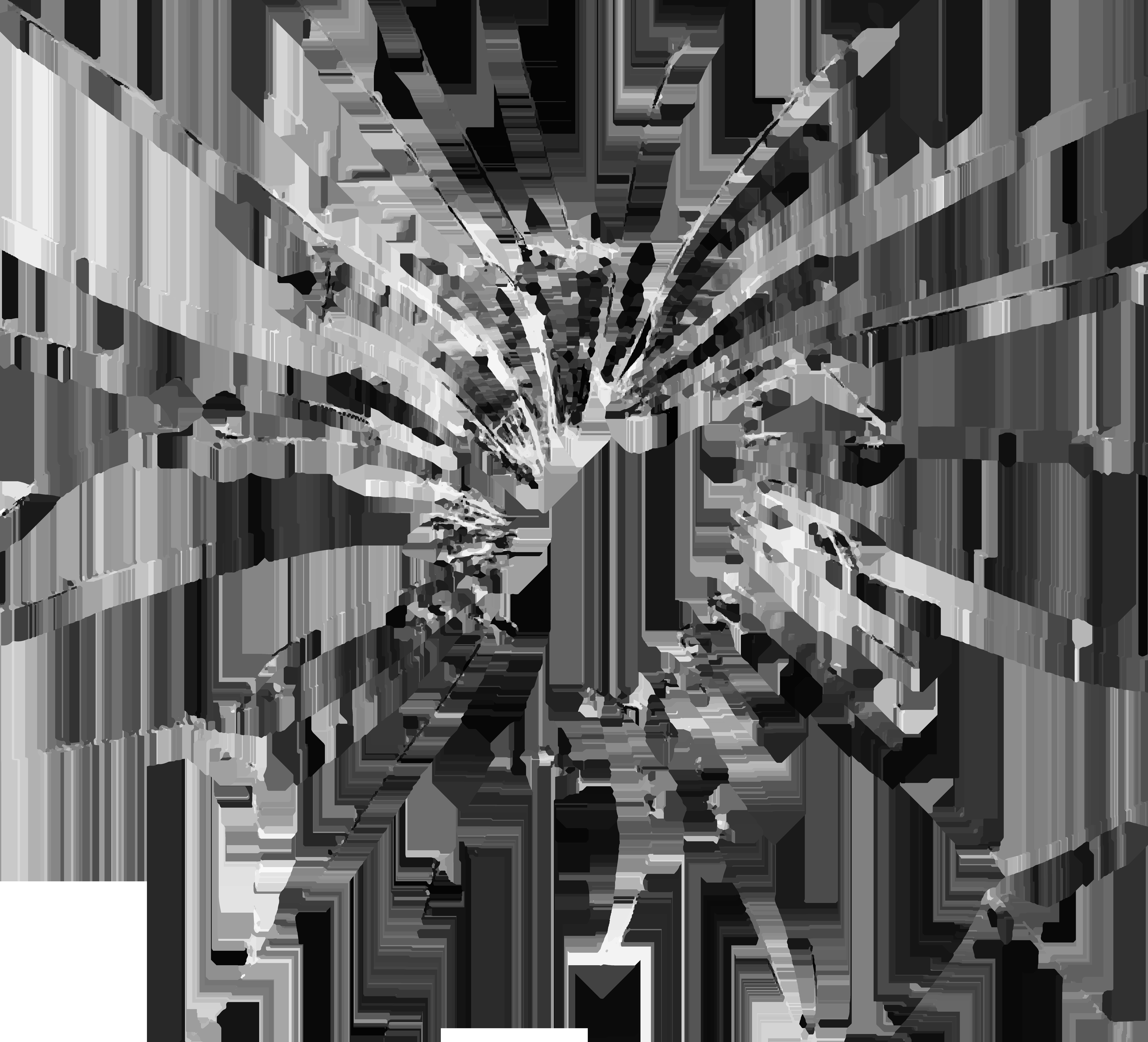 Broken Glass Effect PNG Clip Art.