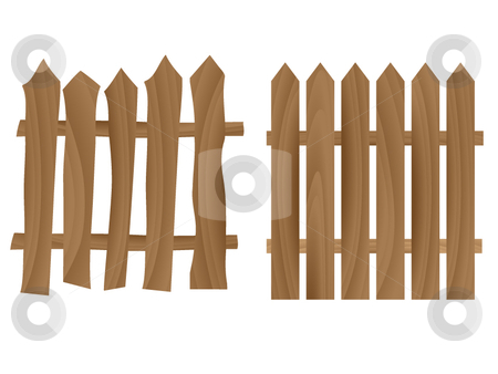 Broken Fence Clipart Clipground