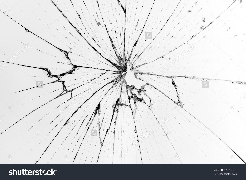 Iphone broken glass clipart.
