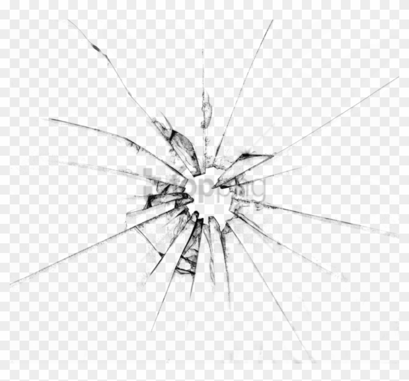 Free Png Shattered Glass Effect Png Png Image With.