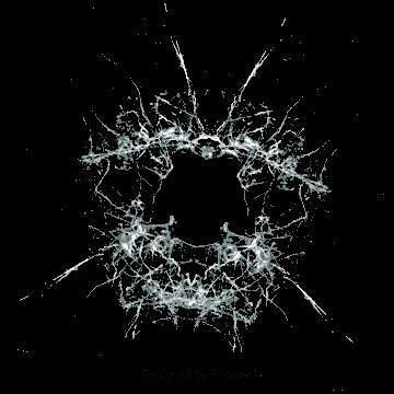 Broken Glass PNG Images.